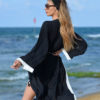 Uzun plaj elbisesi